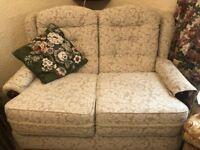 4 piece Dunelm sofa set. Good quality, comfortable, excellent condition