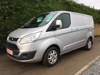 2015 Ford transit custom 270 limited e tech fully loaded finance available