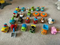 Toot Toot Playsets and Cars