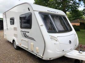 2011 Swift Charisma 230 Caravan 2 Berth - Great Specification - P/Ex Welcome