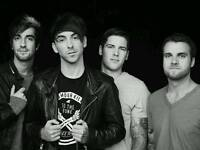 ALL TIME LOW TICKETS O2 ACADEMY BIRMINGHAM