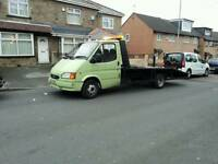 Scrap cars vans 4x4 machinery wanted