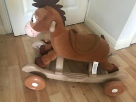 Ride on and rocker toy story