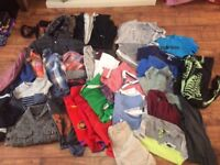 JOB-LOT-CAR-BOOT-BOYS-CLOTHES-40+ Items AGES 5-7
