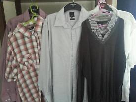 5 mens shirts