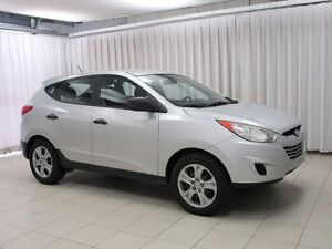 2012 Hyundai Tucson GL FWD WITH BLUETOOTH, HEATED SEATS AND CRUI