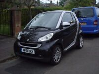 2010 Smart Fortwo - Very Low Mileage - FSH - SAT NAV **FINANCE AVAILABLE**