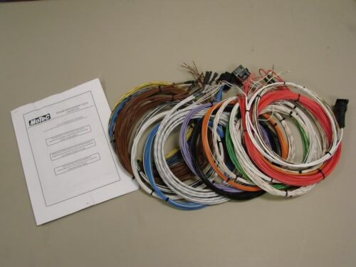 Motec M800/m600/m400/m84 Untermed Wiring Harness