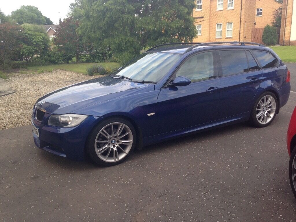 bmw 320d msport touring 2006 in portadown county armagh gumtree. Black Bedroom Furniture Sets. Home Design Ideas