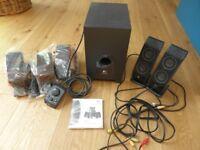 Logitech X-540 PC Speaker system