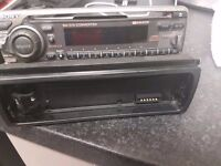 Sony Car radio-CD player