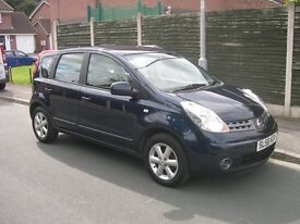 ***Bargain*** 2008 nissan note in excellent cond