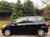 HONDA JAZZ AUTOMATIC, 07 REG, 85K MILES, 7 SPEED, HPI CLEAR, 1 YEAR MOT, DELIVERY AVAILABLE, MINT