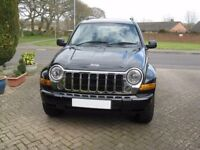 Jeep 2.8 TD Automatic Black Limited Edition 4 x 4 Cherokee