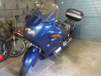 BMW R1100RT touring motorcycle for sale
