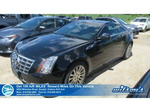 2013 Cadillac CTS PERFORMANCE | NAV | SUNROOF | LEATHER | BOSE A