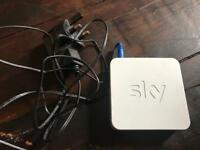 Sky WiFi booster extender