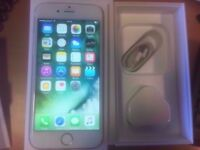 Apple iPhone 6 - 16gb White & Gold Boxed ✨Unlocked To All Networks or Sim Providers✨