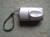 Olympus Camedia C-350 Zoom digital compact camera.