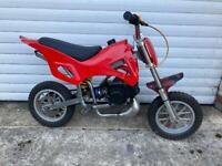 Mini moto 50cc dirt bike