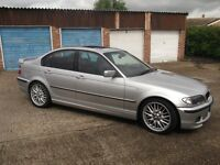 BMW 330i SPORT WITH RARE SMG GEARBOX AND FULL SERVICE HISTORY