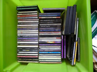Job lot of over 140 CD's various genres