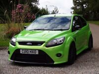 FORD FOCUS RS (green) 2010