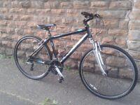 VIKING URBAN XRT Trail Hybrid Front Suspension Road Cyclocross Commuter Bike
