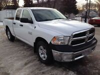 2013 Dodge Ram 1500 ST QUAD CAB  SHARP!!!**WE FINANCE EVER
