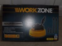 Workzone Patio and Wall Cleaner Attatchment, Brand New never used