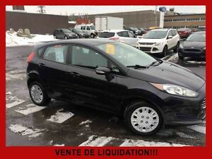2014 Ford FIESTA 5-DR SE / GROUPE ELECTRIQUE / A/C / BLUETOOTH