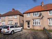 WELL PRESENTED THREE BEDROOM SEMI-DETATCHED HOUSE IN A PLEASANT RESIDENTIAL AREA OF BEDFONT MUST SEE