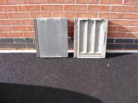 125 New Cconcrete Roof Tiles - Grey