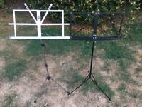 Two Music Stands - £10 each or £15 The Pair