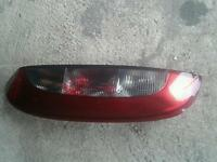 Corsa rear light.