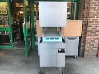 HOBART COMMERCIAL CATERING EQUIPMENT DISH WASHER PASS TRUE MACHINE CAFE RESTAURANT TAKE AWAY KITCHEN