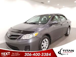 2013 Toyota Corolla Auto|Heated Mirrors|Local|Low Kms