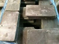 RECLAIMED 20 X 10 GRADE A WELSH SLATE @ £1.50 EACH.
