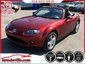 2008 Mazda MX-5 GS  FINANCEMENT DISPONIBLE