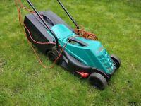 Bosch Rotak 320 ER Rotary Lawnmower