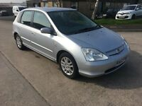 2003 Honda Civic 1.6cc