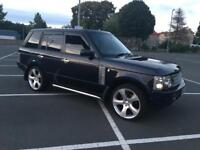 STUNNING RANGE ROVER TD6 1 YEAR MOT FULLY LOADED CHEAPEST AROUND MAY PX SWAP