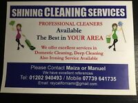 Cleaning for Properties and Offices