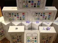 IPHONE 5S 16GB Good CONDITION BOXE WARRANTY & SHOP RECEIPT