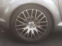 """5x144.3 -19"""" inovit prestige vortex alloys & tyres"""