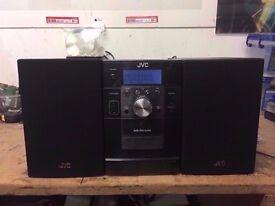 JVC UX-G110 MICRO HIFI SYSTEM