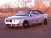 AUDI A4 S-LINE 2.0TFSI MULTITRONIC 12 MONTHS M.O.T 12 MONTHS WARRANTY (FINANCE AVAILABLE)