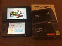 'New' Nintendo 3DS XL Console & Super Mario 3D Land