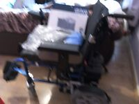 Enigma Power Wheelchair and accessories