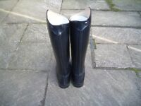 Rectiligne Palm Beach Riding Boots Size 6 (40) Reduced in price!
